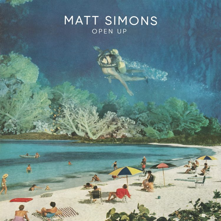 Matt Simons Single - Open Up