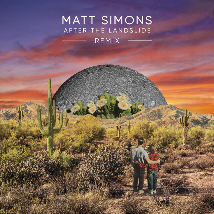 Matt Simons Single - After The Landslide (Remix)